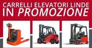 promo carrelli elevatori